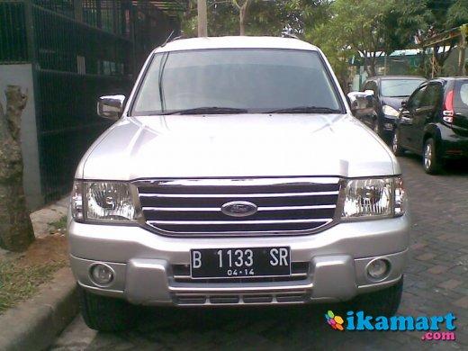 dijual 2004 ford everest xlt 2.5 turbo intercooler diesel