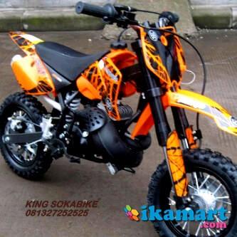 Trail Mini 50cc Se Kxd Db395 Motor