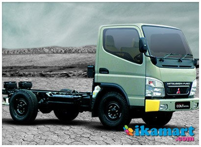 mitsubishi colt diesel..bak, box dan dump dp murah