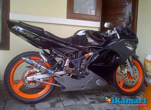 Jual Ninja RR 2010 Hitam  Jual Ninja RR 2010 Hitam Motor. Ninja Rr Warna Hitam