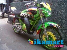 Jual yamaha rx king 1997 sudah modifikasi - Motor Bekas Yamaha RX King
