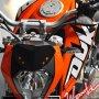 Jual KTM DUKE 200 .. baru pake 300km, 2 bulan!!