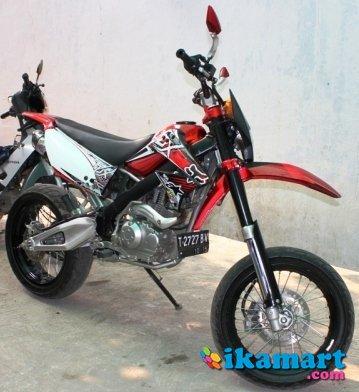 Jual Kawasaki Klx 150 Modif Motor