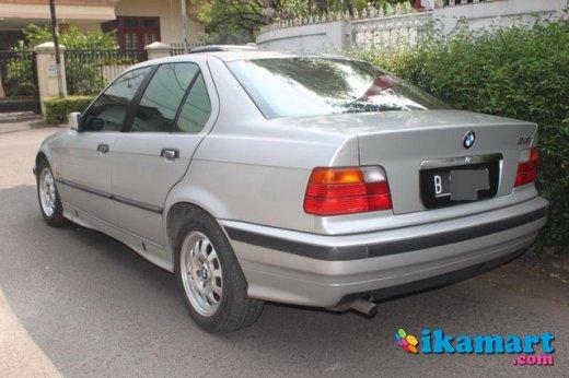 Jual Mobil BMW 318i 1990 1.8 Manual 1.8 di DKI Jakarta ...