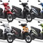 kredit motor honda new beat cw fi 2013