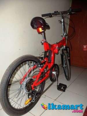 Jual Sepeda Lipat United Quest Sepeda
