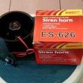 Sirine ES-626 // 12VDC