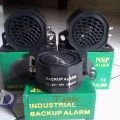 Back Buzzer NSP Back up Alarm