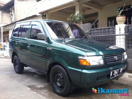 Toyota kijang kapsul 1997 | Mitula Mobil