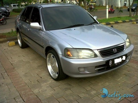 100 Modifikasi Mobil Honda City Z 2001 HD