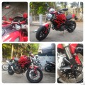 DUCATI MONSTER EVO 1100