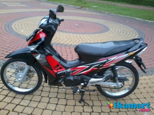 Honda Supra X 125 Sw 2012 Motor Bekas Honda Supra X 125