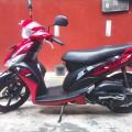 Yamaha MIO J New Urban Sport 2014 B-Depok ( motor simpenan ) Gress