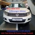 New VW Tiguan 2015 Harge Terbaik Dealer Resmi Volkswagen Indonesia