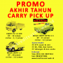 Carry Pick Up Promo Akhir Tahun