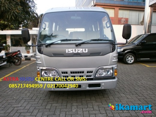 isuzu elf microbus mitra bisnis usaha transportasi astra international isuzu jakarta