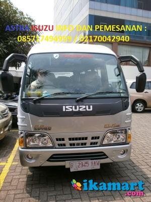 informasi harga isuzu elf miicrobus terbaik dealer resmi isuzu
