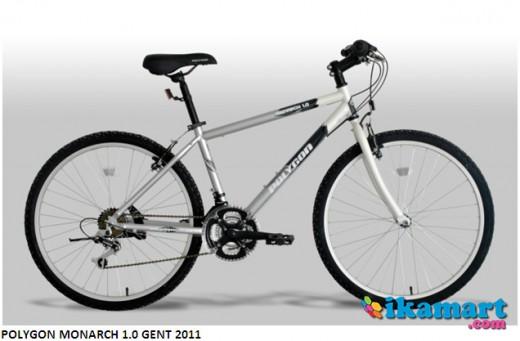 Modifikasi Sepeda Polygon Monarch Nelpon M