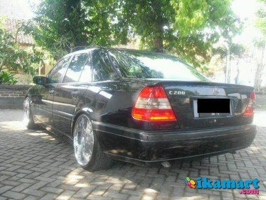 jual mercedes benz c200 1996