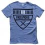 Kaos Paramore Shield (Code : THSTPRM26)