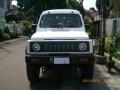 Suzuki Katana Long BRI 1991 Baru selesai direstorasi, cat baru