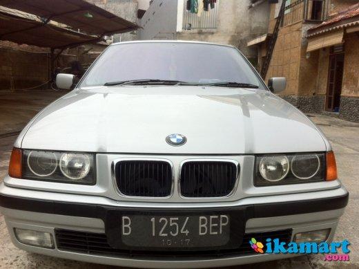 dijual bmw 323i e36 1997 manual putih