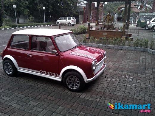 Mobil Morris Mini Cooper Murah Jual Morris Mini Cooper Mantap