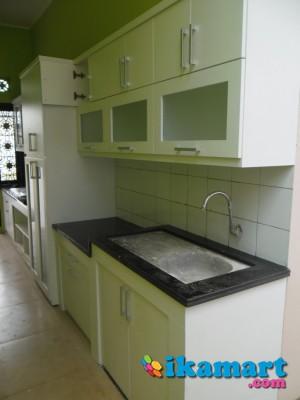 Mebel Semarang Dapur Set Lurus Peralatan Rumah