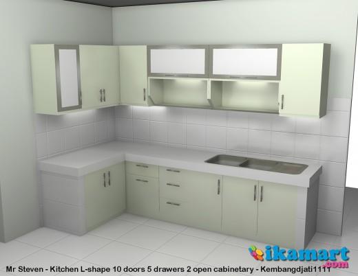 Mini Kitchen Set Semarang Peralatan Rumah