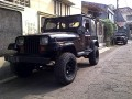 Jeep cj7 modifikasi wrangler yj