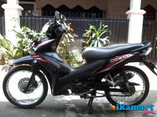 Honda Revo Absolute 2010 Milik Pribadi Pajak 1 Th Motor