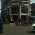 Ruko disewakan di dpn psr Kosambi