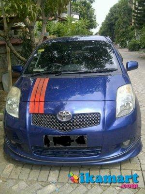 Modifikasi Mobil Yaris 2006 ~ 1000+ Modifikasi Mobil - Motor