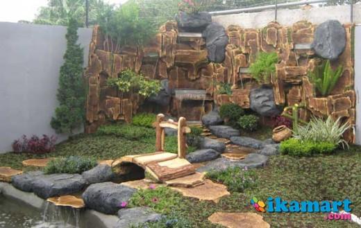 Tukang Taman Bergaya Minimalis Jepang Bali Dll