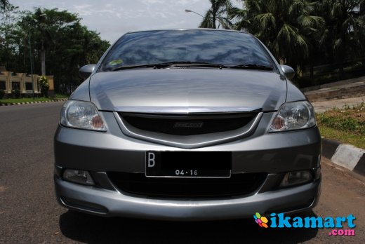 Modifikasi Mobil Honda City 2006 Jual Honda City Vtec at 2006