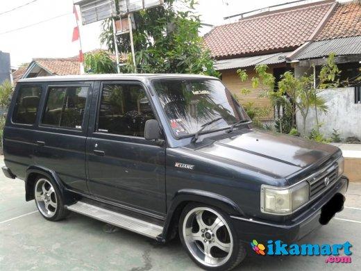 Toyota Kijang Grand Extra Long 1.8 Thn 1996 Hitam Tangan 1 ...
