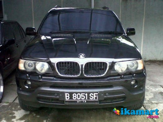 dijual bmw x5 - jual bmw x5 2002
