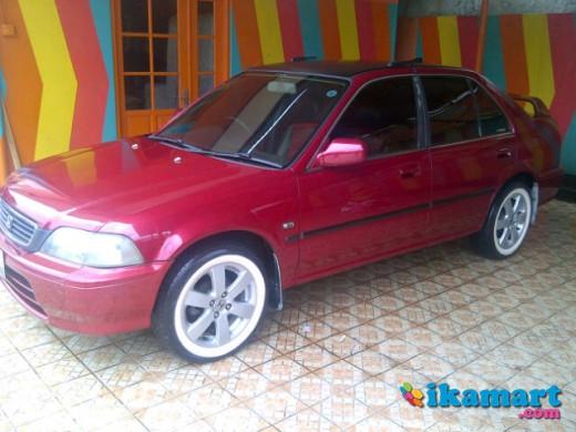 7800 Modifikasi Mobil Honda City 1997 Gratis Terbaru