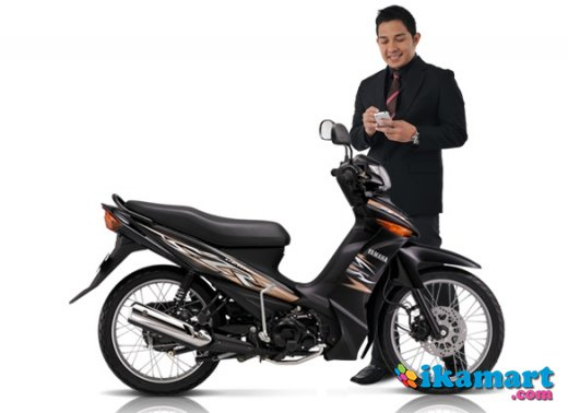 Jual Yamaha Vega Zr 2009 Murah Meriah Motor