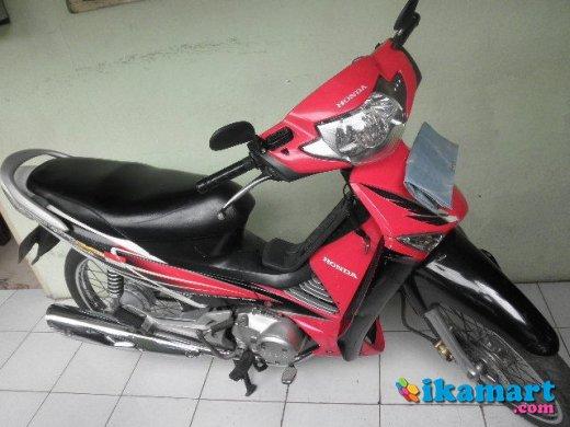 Jual Honda Supra X 125 2006 Plat B Dki Tangan Pertama Masuk Gan Motor
