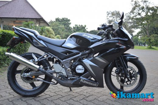 Jual Kawasaki Ninja RR Facelift 2012. Jual Kawasaki Ninja RR Facelift 2012   Motor