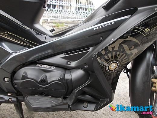 Yamaha Lexam 115 Cc Th 2011 Asli DK Simpanan