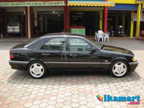 Jual Mercy C240 W202 Tahun 2000 Mobil