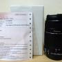 Lensa Canon 55-250mm IS II