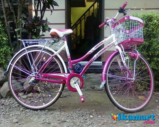 Jual Sepeda Phoenix Fashion (Jepara) Sepeda