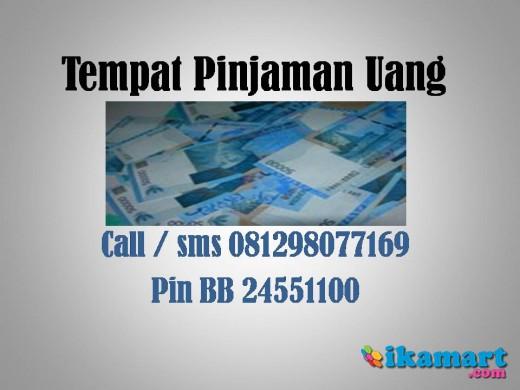 pinjaman dana tunai 081298077169