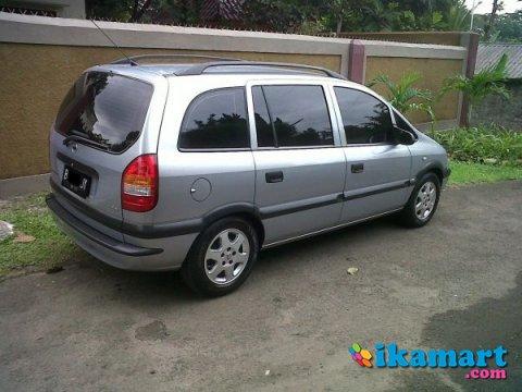 Over Kredit Chevrolet Zafira At Tahun 2001 Istimewa Mobil