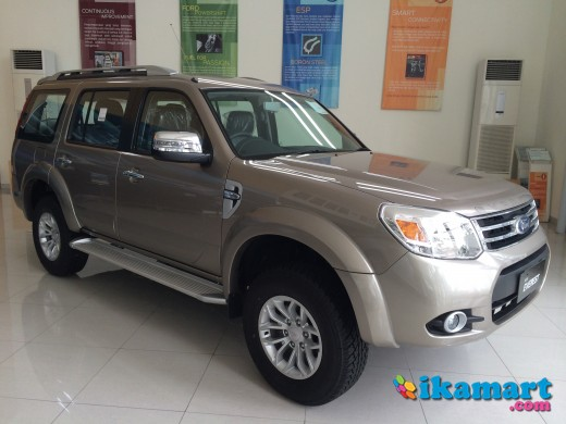 PROMO NEW FORD EVEREST - Mobil