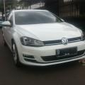 VW Golf 1.4 TSI MK7 CBU Mulus Like New
