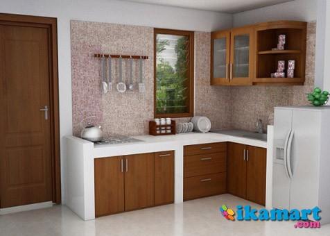 desainer dapur set minimalis modern peralatan rumah